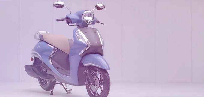 Yamaha Fascino 125 FI Hybrid