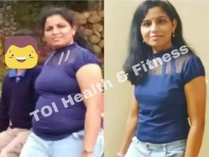weight loss transformation tips this mother lost 33 kilos by worked out for 2 hours daily and following this diet