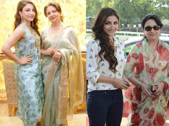 soha ali khan use beauty tips and diy face packs share by her mother sharmila tagore for glowing and ageless skin and skin problems