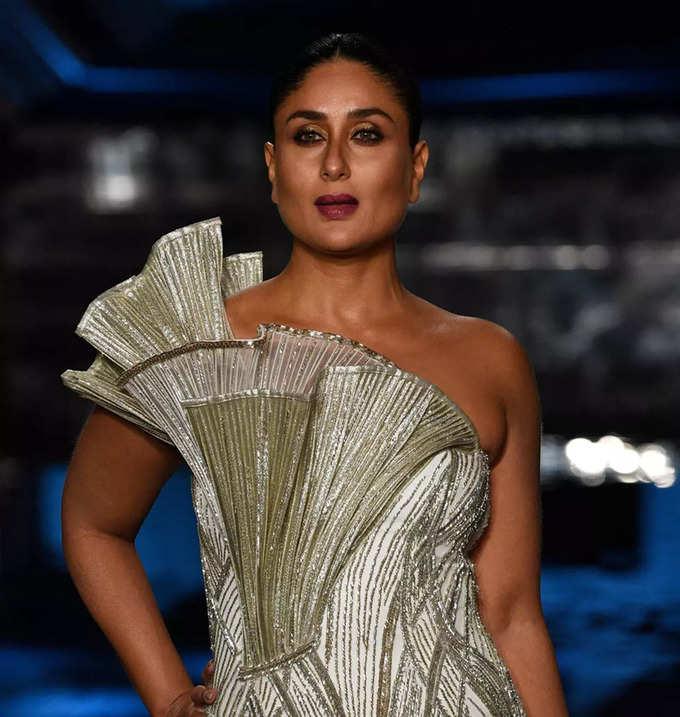 लैक्मे फैशन वीक में करीना-मलाइका पर भारी पड़े अनिल कपूर