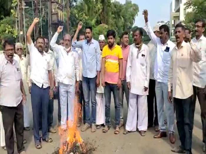 sangali agitation