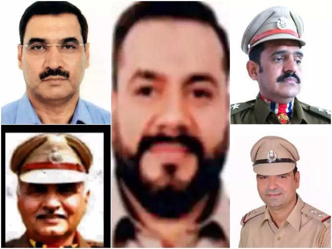 Delhi-Police-Team