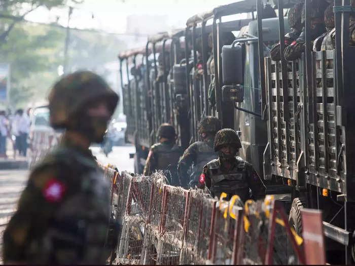 Myanmar-army