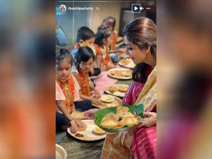 Shilpa Shetty On Instagram