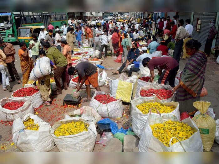Fruits, flowers And Vegetable Rate Hike