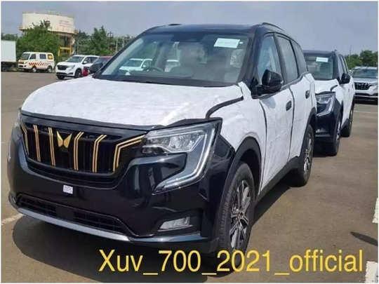 XUV700 Javelin Edition