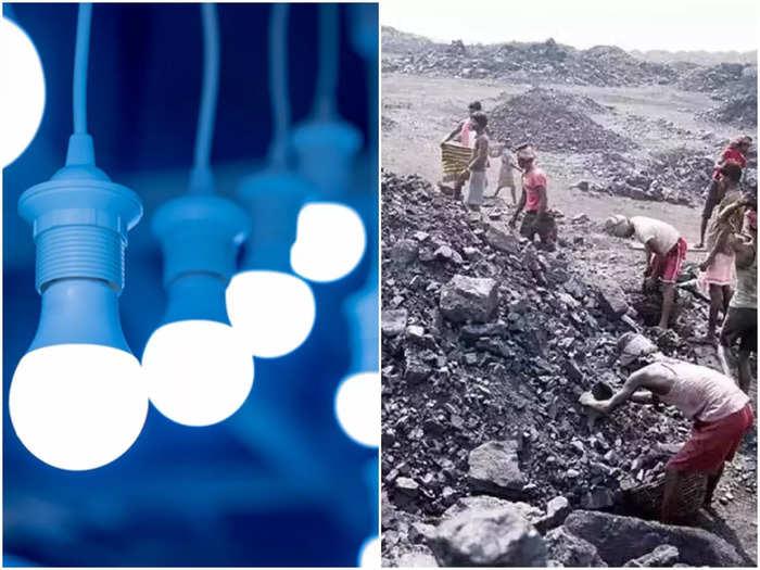 bulb- coal