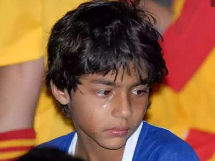 शाळेच्या फुटबॉल टीमचा कर्णधार होता आर्यन खान, सामना हरल्यानंतर ढसाढसा रडलेला