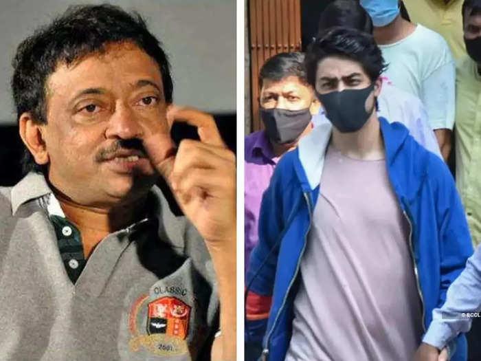 Ram Gopal Varma on Aryan Khan arrest