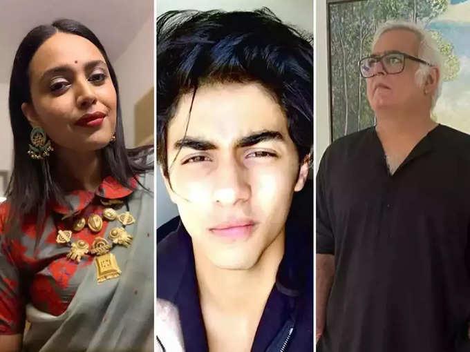 Swara Bhaskar-Aryan Khan-Hansal Mehta