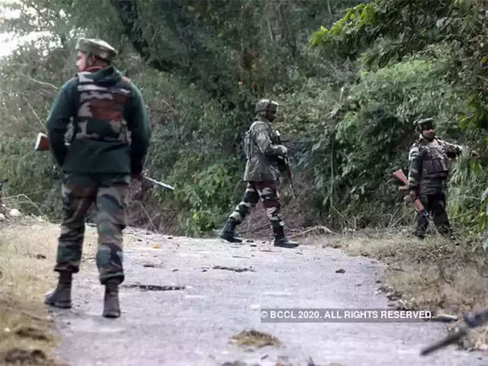 one jco and one soldier have been critically injured during a counter terrorist operation in poonch