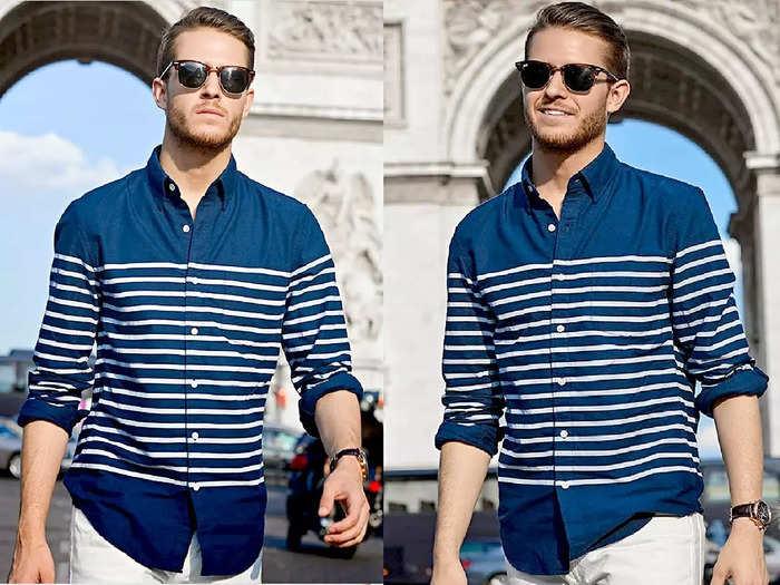 स्मार्ट कैजुअल लुक के लिए ट्राय करें ये सस्ते और टॉप क्लास के Shirts, सेल में मिल रहा है स्पेशल ऑफर