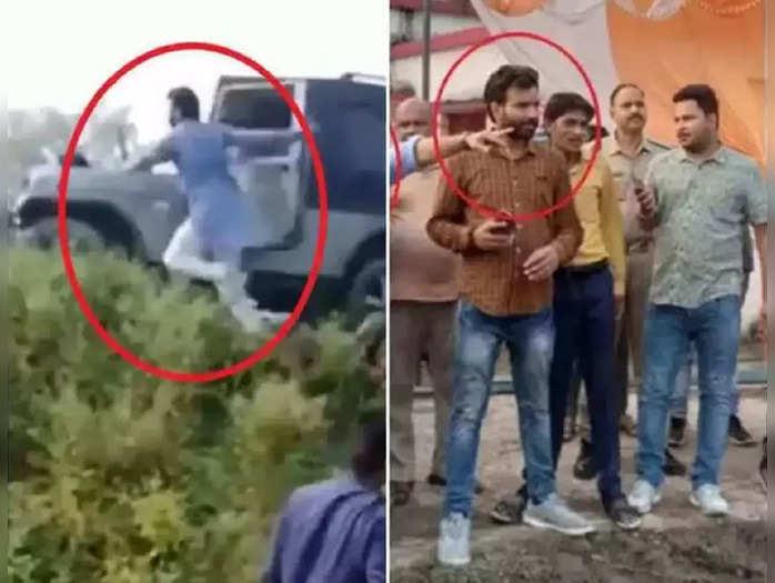 arrested(BJP leader)