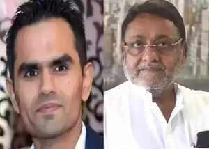 ncb zonal director sameer wankhede reaction on allegations of ncp leader nawab malik